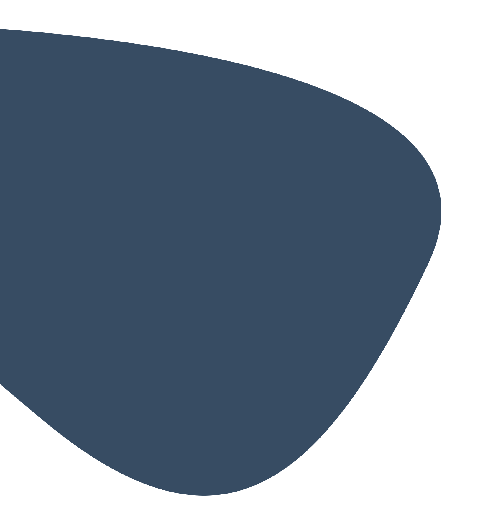 aile gauche bleu